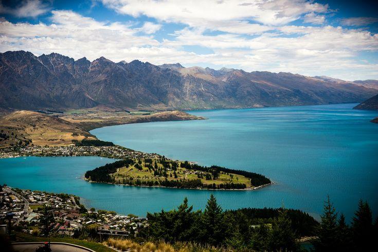 Queenstown, Nova Zelândia - SAPO Viagens