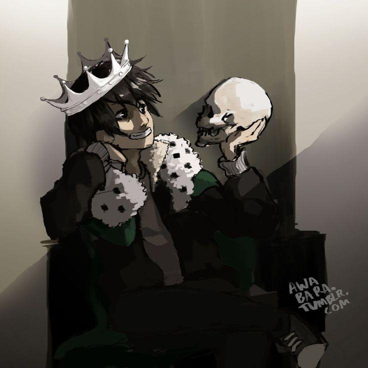 Príncipe da beleza da escuridão.    <<<<<<nico