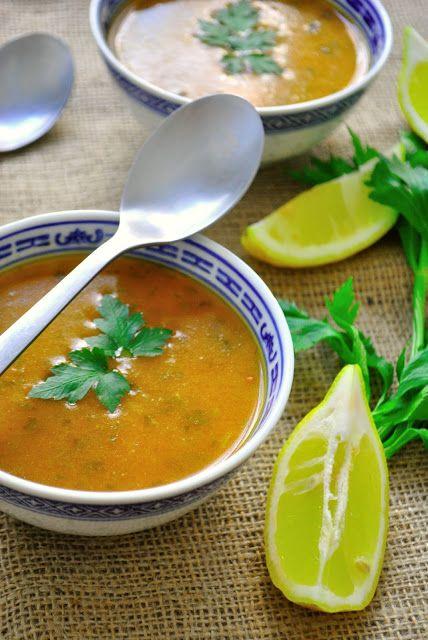 Harira, la soupe traditionnelle marocaine