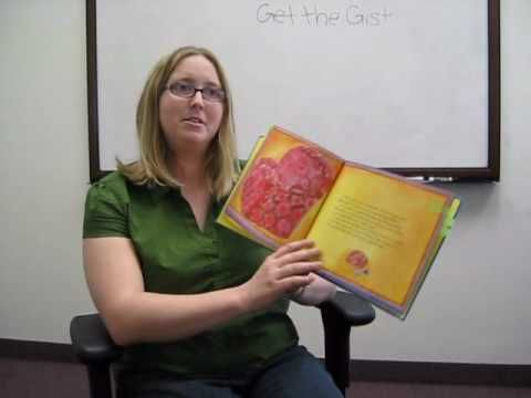 Get the Gist - Comprehension Strategy