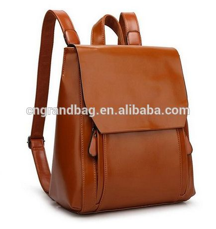 Casual Women Real Genuine Leather Backpack Fashion Girl Shoolbag Camping Bag…