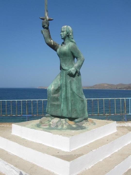 Maroula in Lemnos