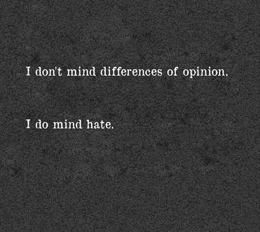 AND APATHY, SELFISHNESS, IGNORANCE, BIGOTRY, RACISM, SEXISM, XENOPHOBIA.