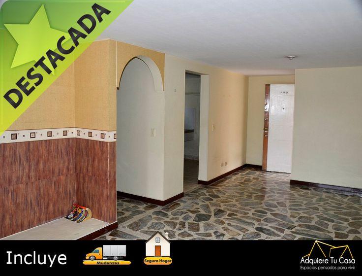 ¡Apartamento en Santa Mónica, Medellín!  Precio: $ 138,000,000 Área: 83 mts²  http://www.adquieretucasa.com/index.php?option=com_joomanager&view=details&catitemid=152&Itemid=114