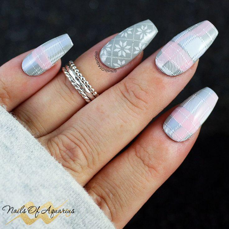 9 best Winter Nail Art images on Pinterest | Winter nail art, Winter ...