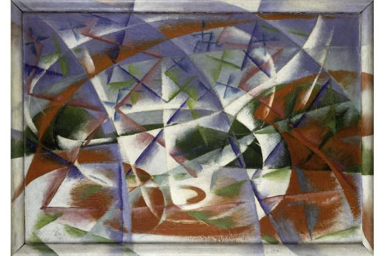 """Italian Futurism, 1909–1944: Reconstructing the Universe"" 