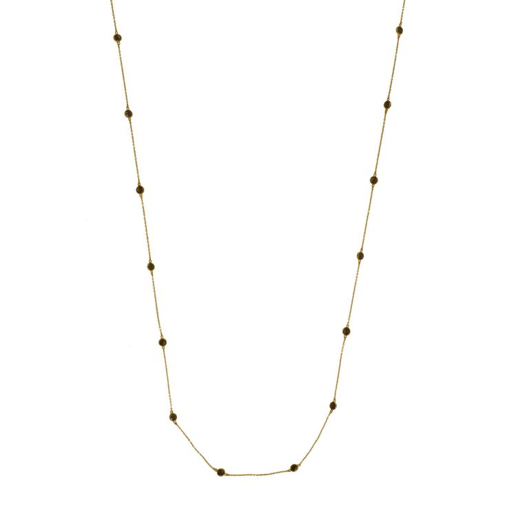 Necklace made of silver 925