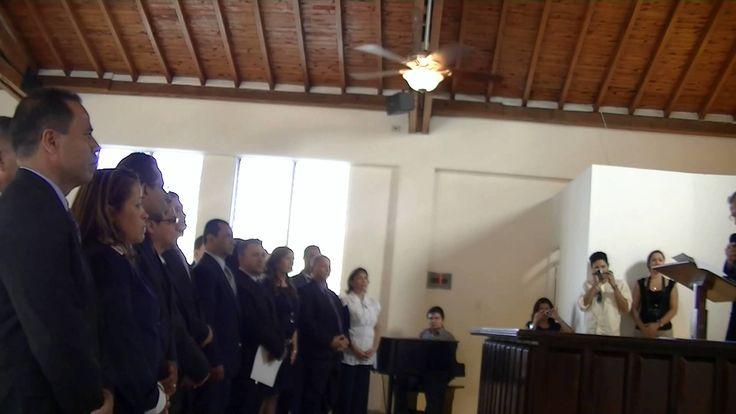 Ceremonia de Consagración Capellania Cristiana Medellin