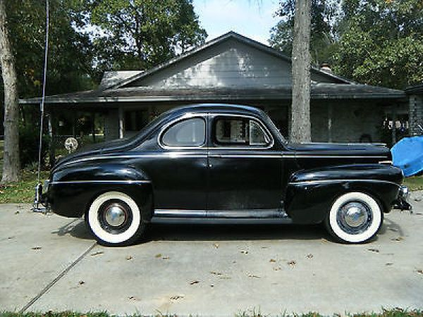 1941 ford coupe super deluxe for 1941 ford super deluxe 4 door sedan