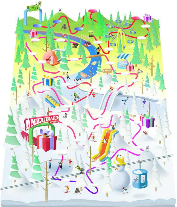 Новогодний квест «Столото»
