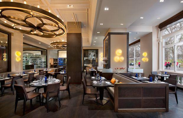 Dinner by Heston Blumenthal (Mandarin Oriental Hyde Park, 66 Knightsbridge, London SW1X 7LA)