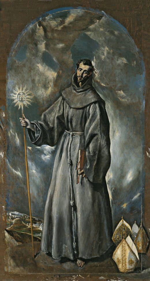 San Bernardino de Siena, 1603.