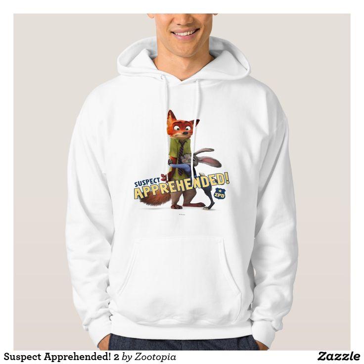 Suspect Apprehended! 2. Producto disponible en tienda Zazzle. Vestuario, moda. Product available in Zazzle store. Fashion wardrobe. Regalos, Gifts. Trendy tshirt. #camiseta #tshirt