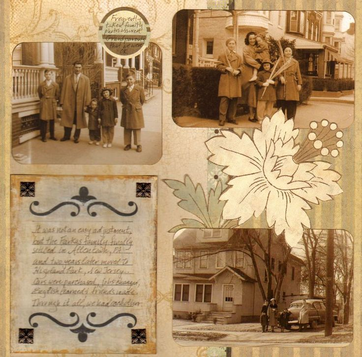 heritage photo album ideas - 1000 images about Family Tree Ideas & Research on