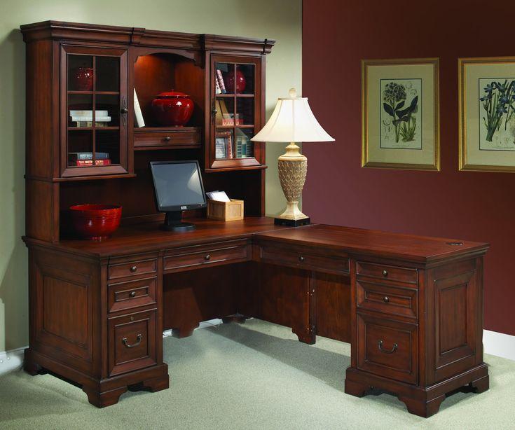 Best 25+ Small l shaped desk ideas on Pinterest   Office desks for ...