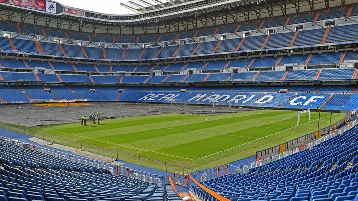 Madrid - Tour Bernabéu