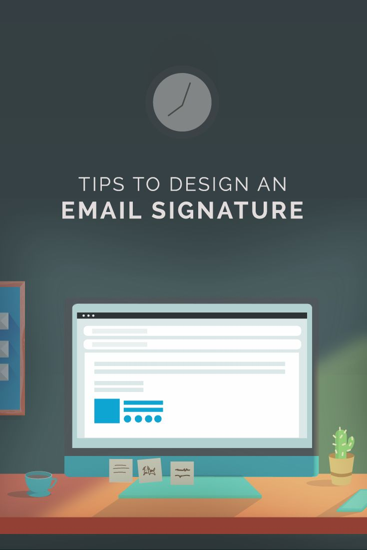 10 Best Email Signature Design Case Studies [With Tips On How To Create Your Own]