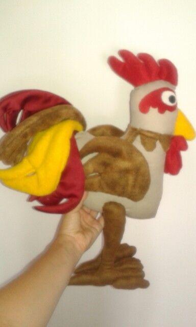 Handmade chicken