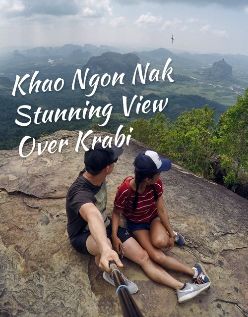 Khao Ngon Nak – Stunning View Over Krabi
