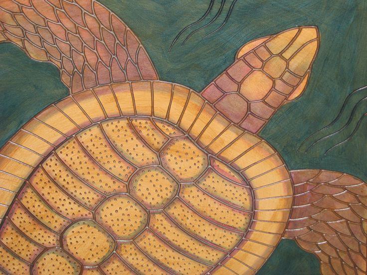 Turtle Wood
