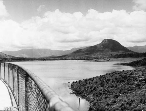 Moogerah Dam, 1961. Tulliah
