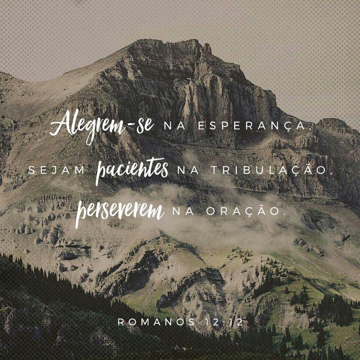Romanos 12:12
