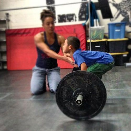 Best never too young to train fitness at every age
