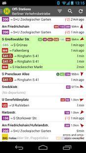 Öffi - Fahrplanauskunft – Miniaturansicht des Screenshots