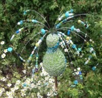 Mosaic Garden SparklersDiy Crafts, Mosaic Garden, Gardens Sparklers, Mosaics Gardens, Gardens Diy