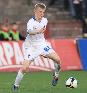 Adrian Świątek trafił do Zabrza w zimowej przerwie z ŁKS. Jesienią strzelił osiem goli, wiosną - póki co - sześć.