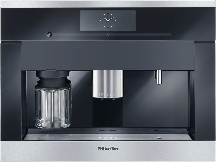 CVA 6805 - Machine à café encastrable --