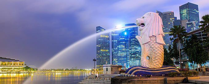 Singapore a great place to live, study and work