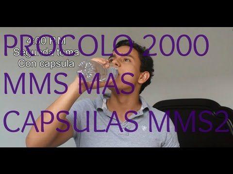 MMS TOXICO? PROTOCOLO 2000 PARA ENFERMEDADES QUE AMENAZAN LA VIDA - YouTube