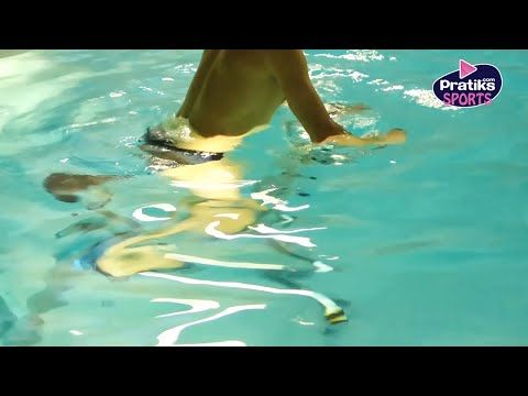 Aquagym - Comment faire son échauffement en 5 minutes - YouTube