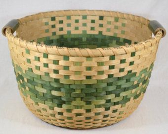 BASKET PATTERN Gabbie Large Gathering Basket for