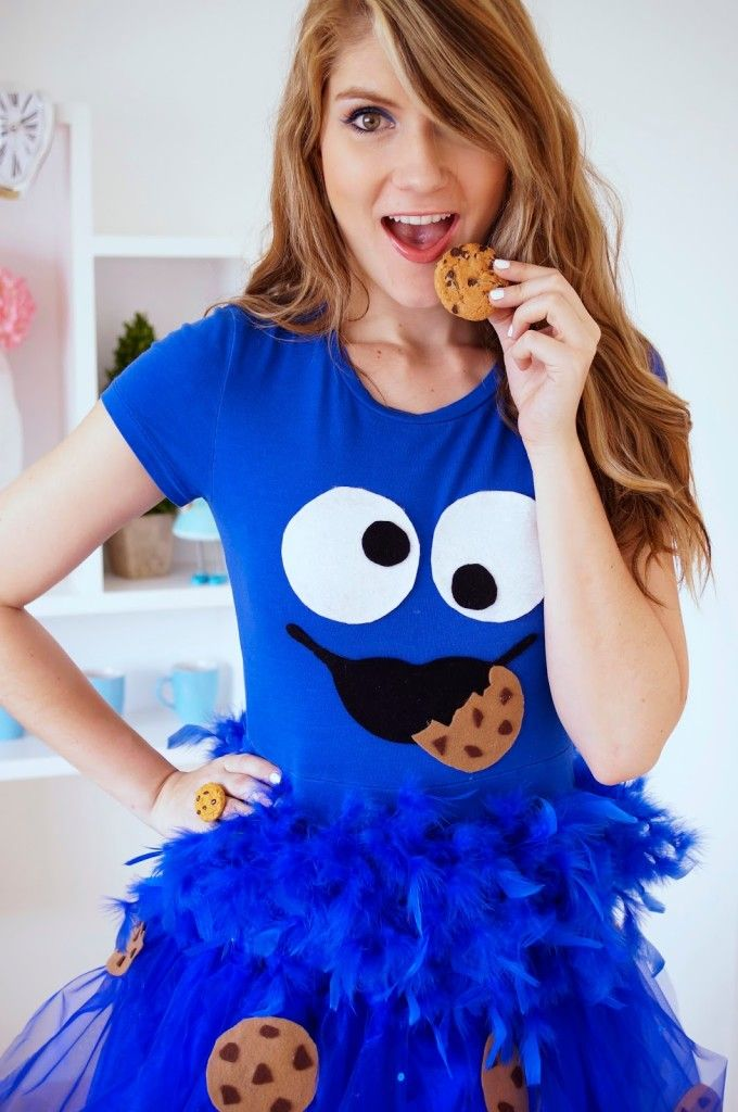 Girly glam totally cute diy costume ideas for halloween for Cute homemade halloween costumes for girls
