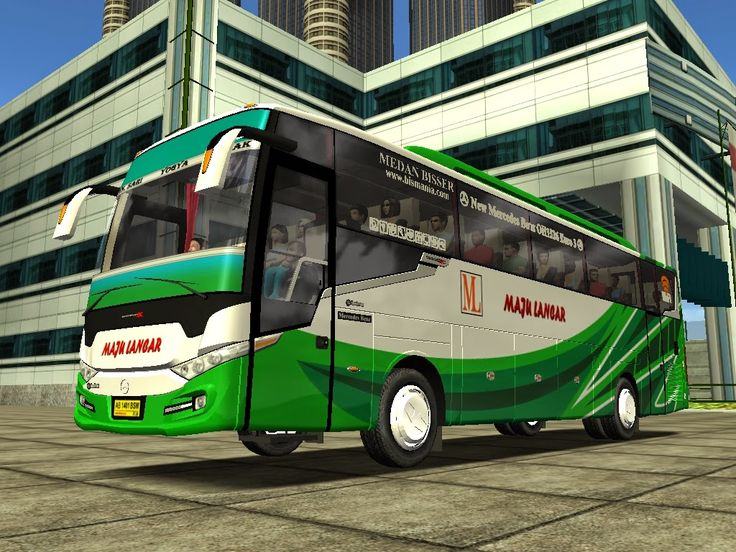 Download Mod Bus Tentrem Scorpion X For Haulin | IFAN BLOG
