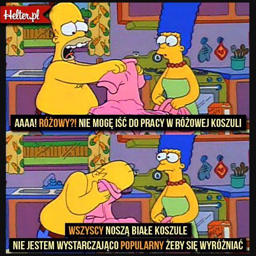 Cytaty Filmowe z Serialu Simpsonowie #simpsonowie #thesimpsons #homersimpson #śmieszne #cytaty #film #kino #cytatyfilmowe #popolsku #helter #polskie