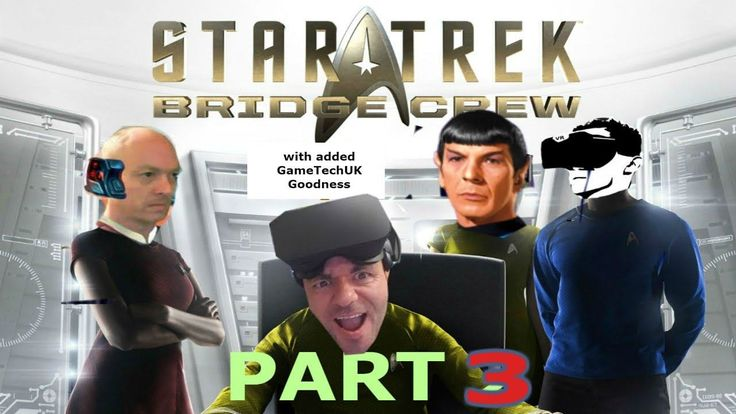 #VR #VRGames #Drone #Gaming Star Trek Bridge Crew VR Part 3 - with GameTechUK & VRGamingEvolved LIVE Game Play 1080, 1080ti, 980ti, AS, cv1, cv2, gameplay, games, gaming, hellov, HTC, htc vive, htcvive, live virtual reality, LIVE VR, mixed reality, MR, Oculus, oculus rift, Oculus Rift (gaming platform), oculusvr, Playstation, Playstation VR, PS4, PSVR, Reaction, realidad virtual, realidade virtual, Réalité virtuelle, rift, Star Trek Bridge Crew, Star Trek VR, UK, ukrifter,