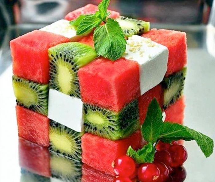 Fun snack building blocks (or Rubiks cube??!)