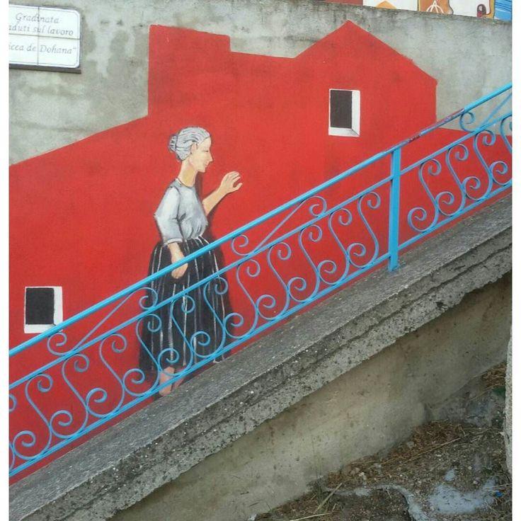 #Orgosolo #Sardegna #Sardinia #Murales - via http://ift.tt/1zN1qff