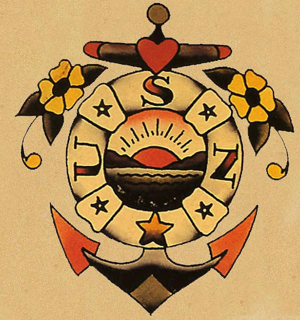 135 best Sailor jerry flash images on Pinterest | Tattoo old school ...