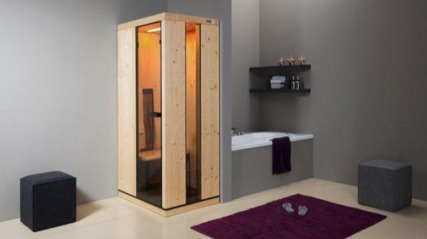 Infrarot - Infrarotkabine Soleto - Röger Sauna und Infrarot