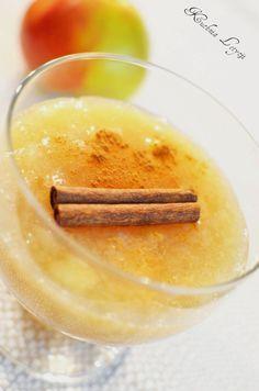 Kuchnia Letycji : Domowy kisiel jabłkowy