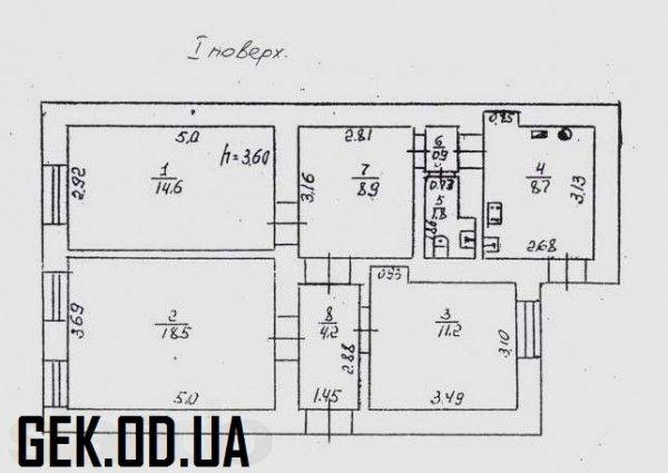 1 этаж 4 этажного дома, 3 фасадных окна, отдельный вход из арки фасада, площадь 68,8 м2, высота 3,6 м, стены красный кирпич 75 см, идеальная планировка, 3 комнаты с отдельными входами - 14,6 м2, 18,5 м2, 11,2 м2, проходная приёмная - 8, 9 м2, прихожая - 4, 2 м2, санузел - 1,8 м2, кухня - 8,7 м2, оживленная улица со свободной парковкой, удобная транспортная развязка, пересечение маршрутов общественного транспорта, выполнен качественный капитальный ремонт - ВСЁ НОВОЕ, автономное отопление-газ…