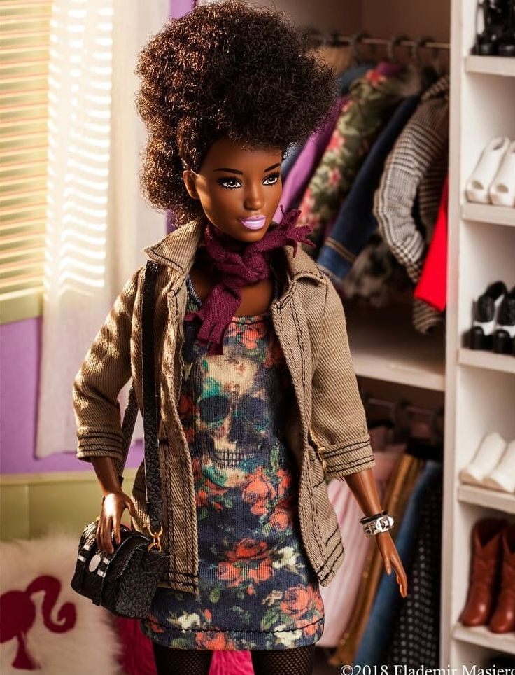 Pin by laura bryant on Dolls afro AA #1   Barbie