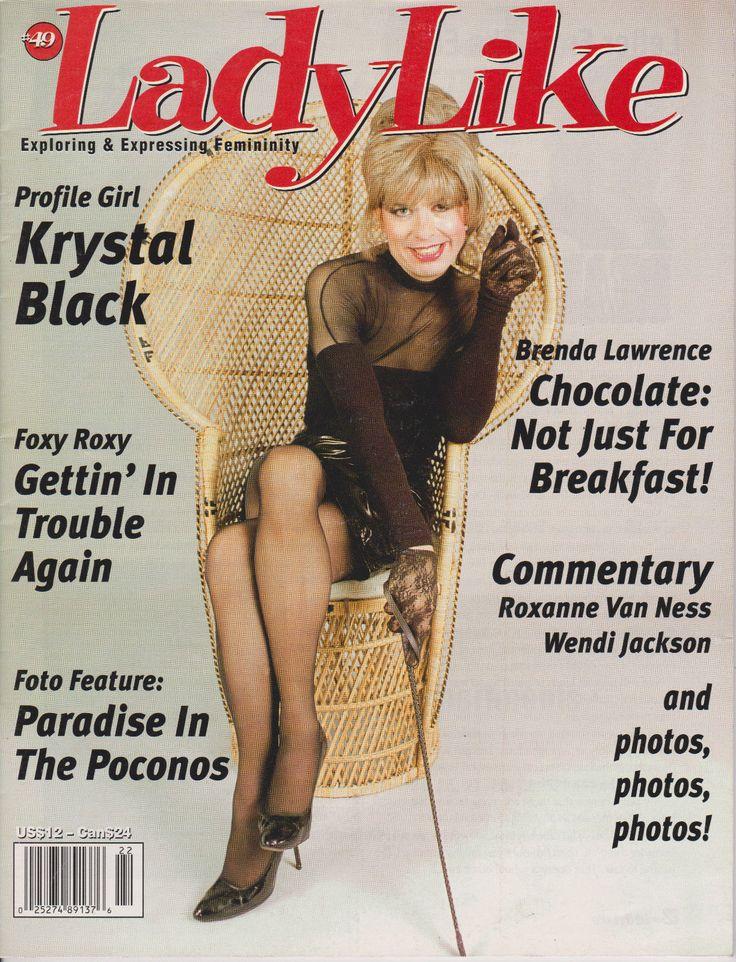transgendered magazines