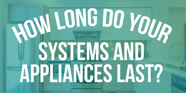 Find out how long your home's appliances should last and what you should expect for replacement costs so you can budget accordingly.