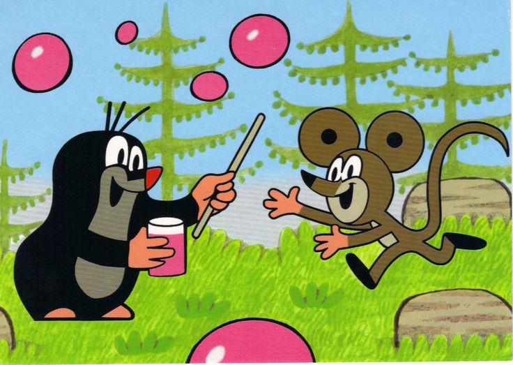 (2015-01) Muldvarpen gir et suge-/pusterør til musen