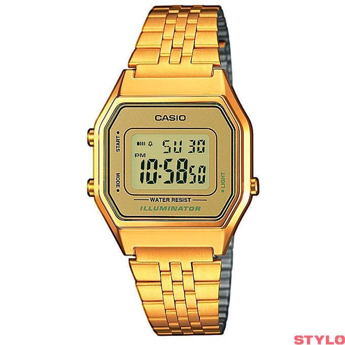 CASIO LA680WEGA-9ER COLLECTION - STYLO Relojeria